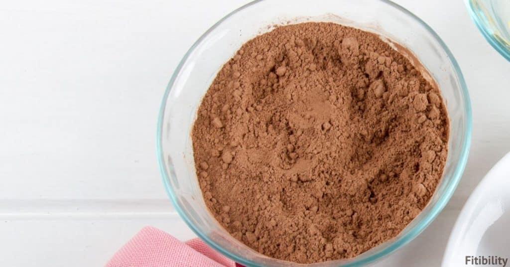 cocoa powder substitute