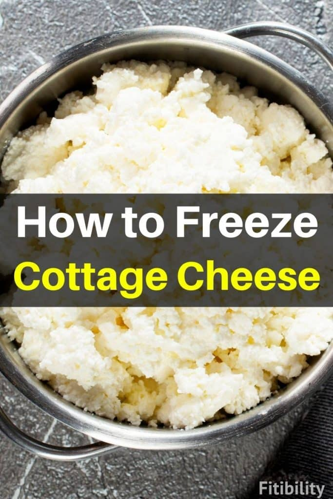 frozen cottage cheese