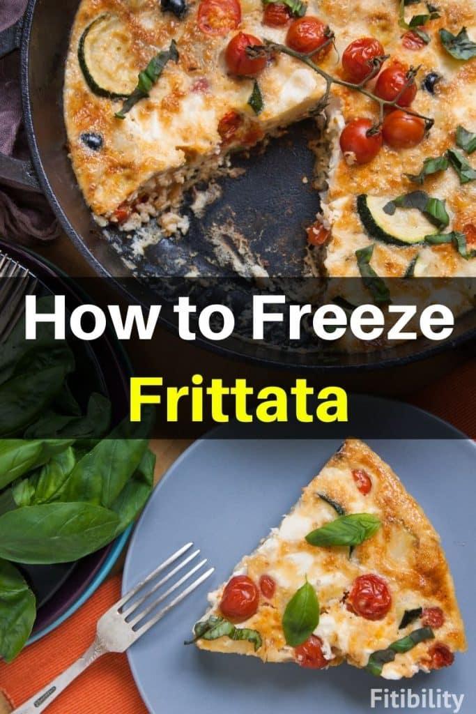 frozen frittata