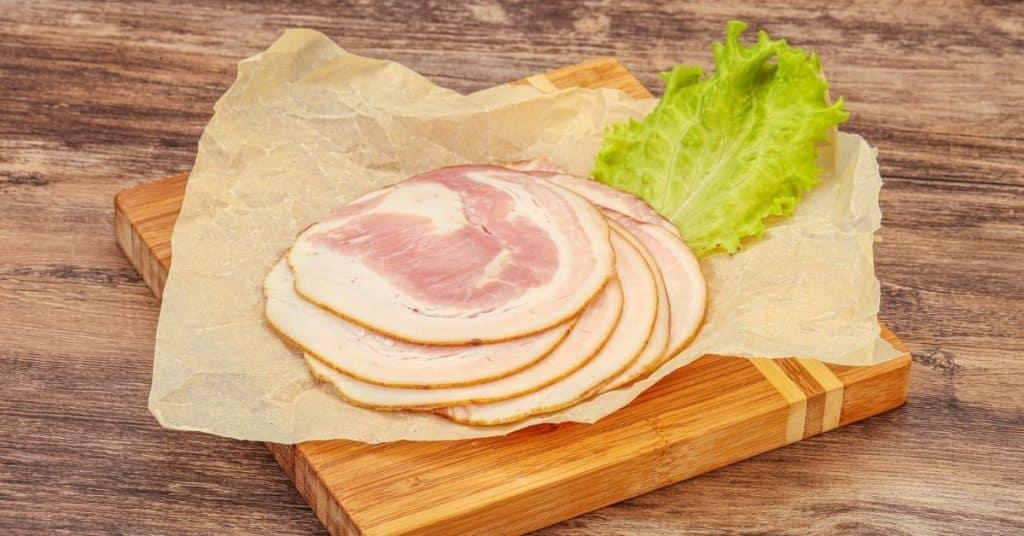 pancetta substitute