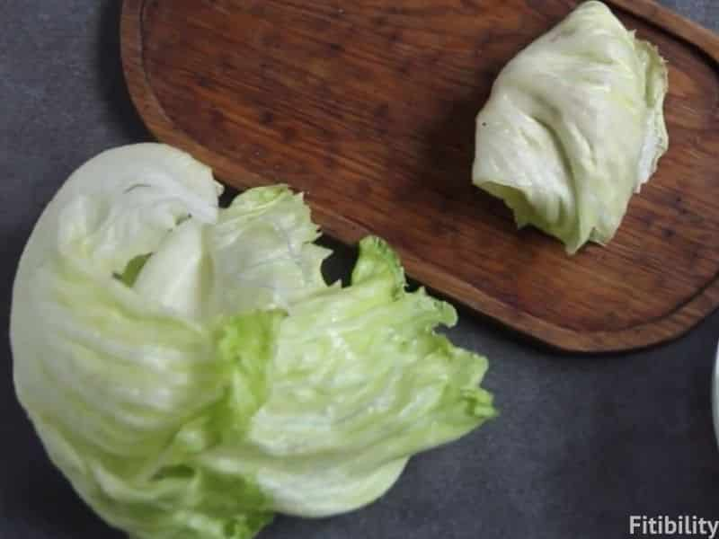 freeze iceberg lettuce