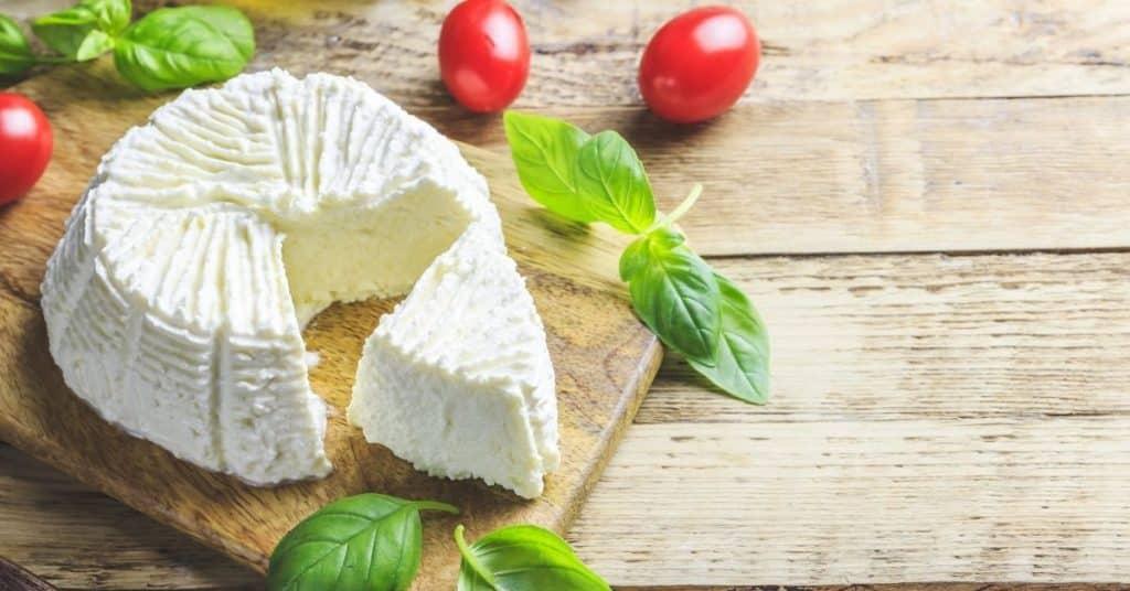 freeze ricotta cheese