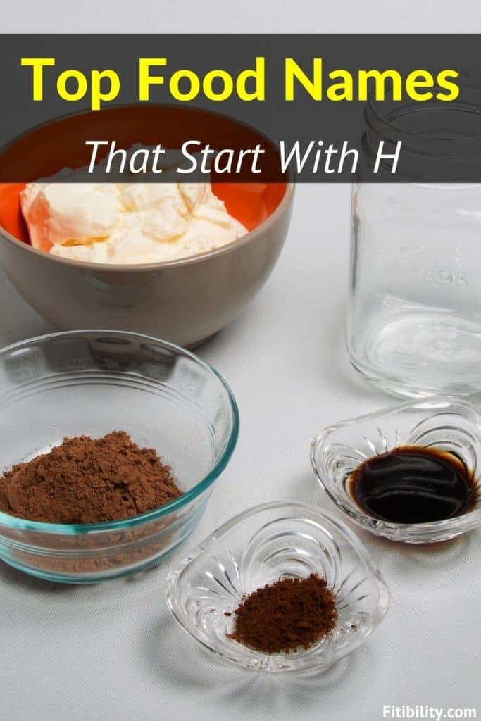 h foods