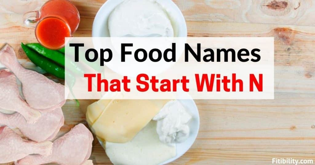 foods start with n