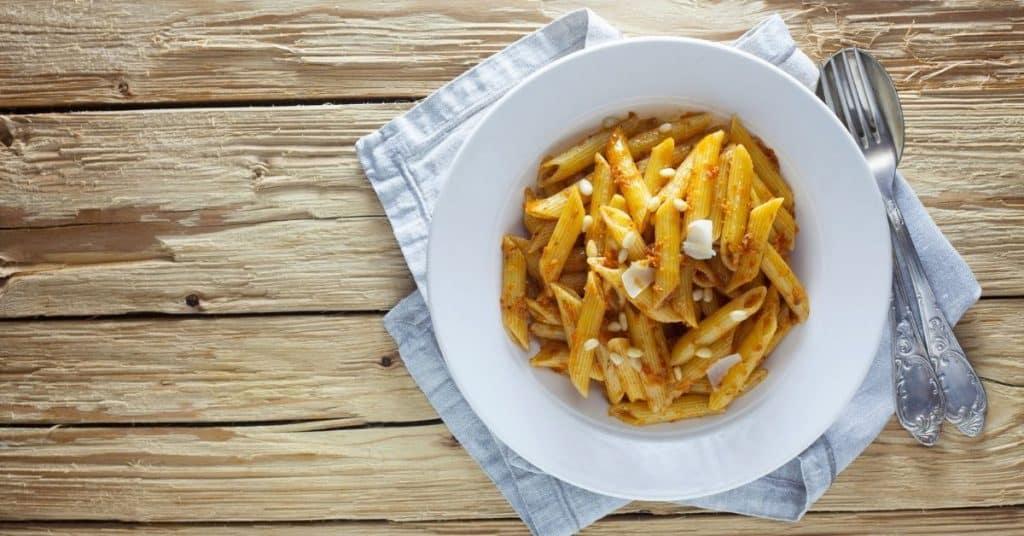 freeze pasta