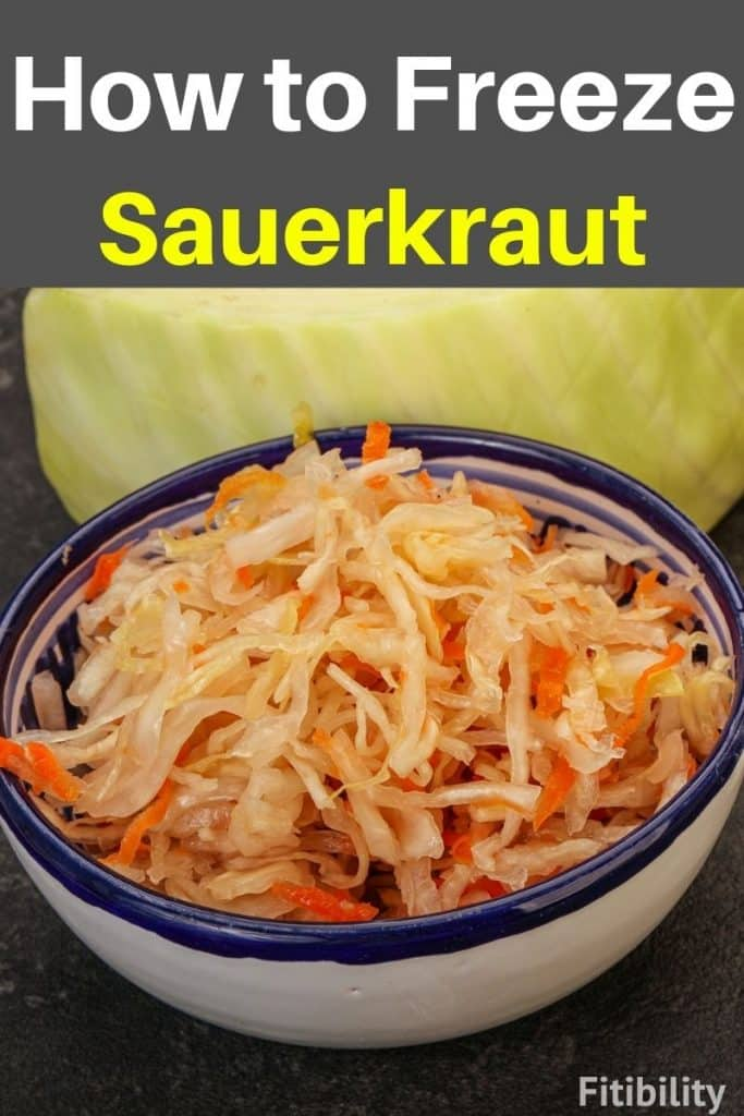frozen sauerkraut