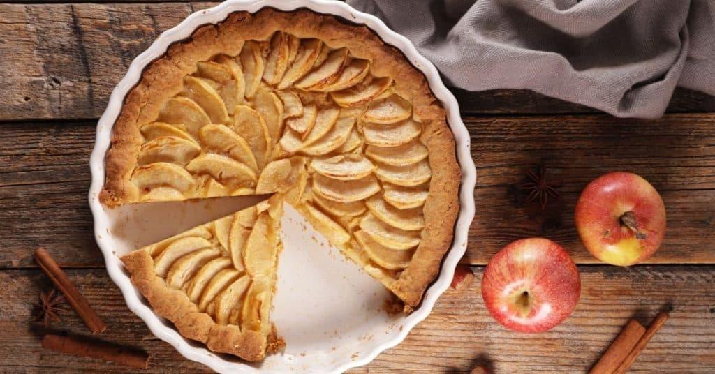 freeze apple pie