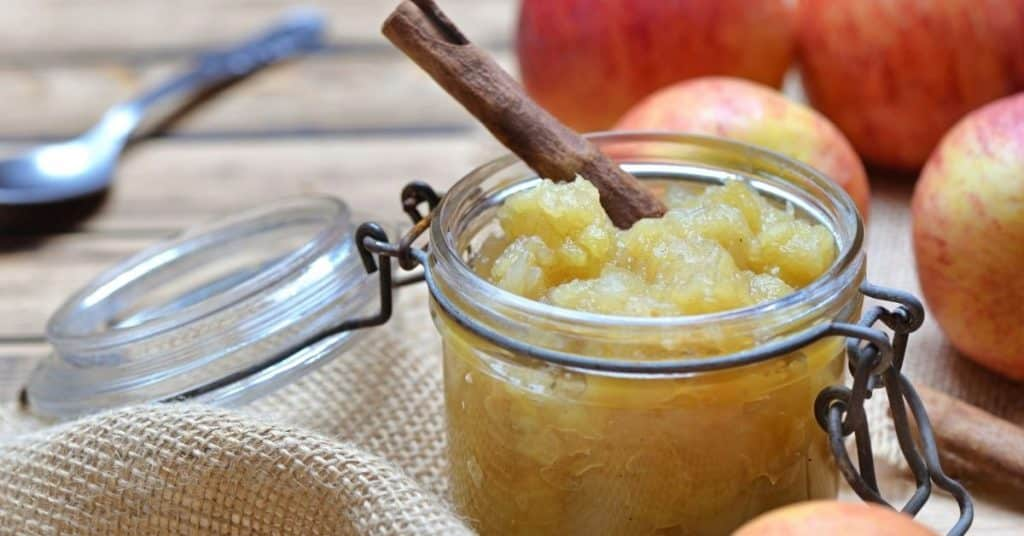 freeze applesauce