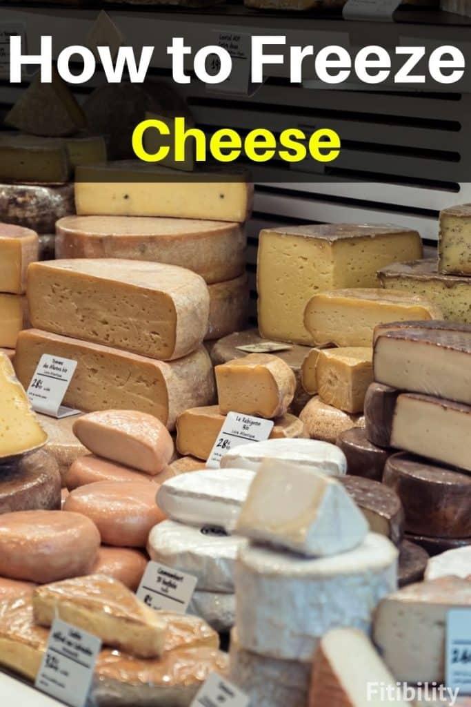 frozen cheese
