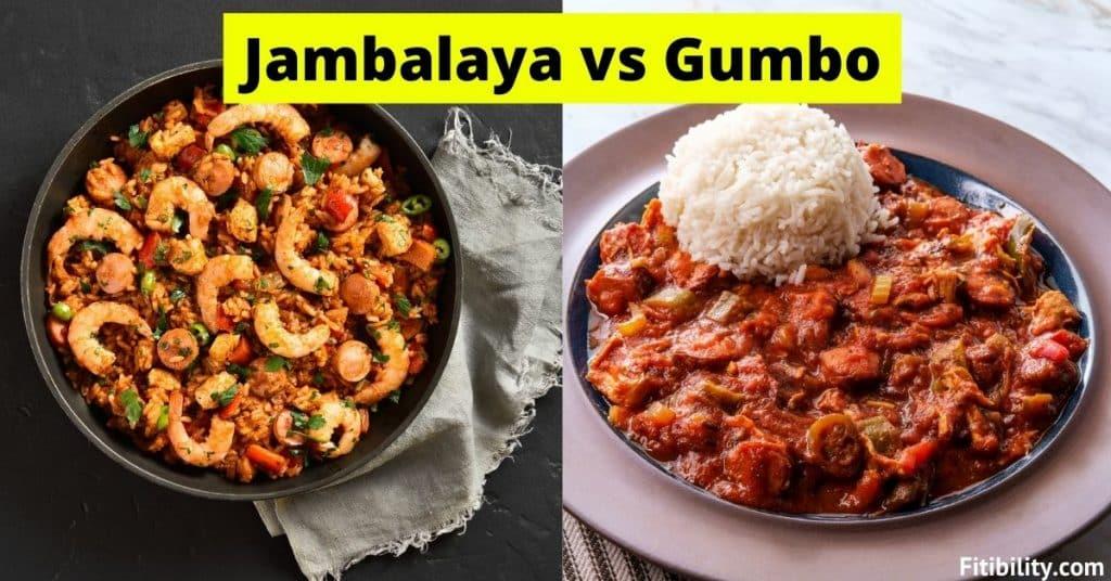 jambalaya vs gumbo