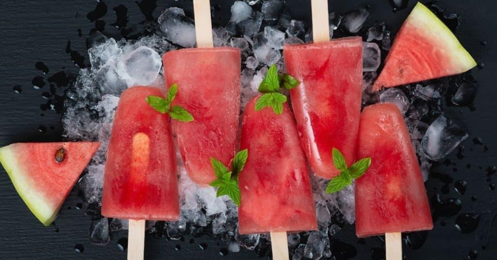 freeze watermelon