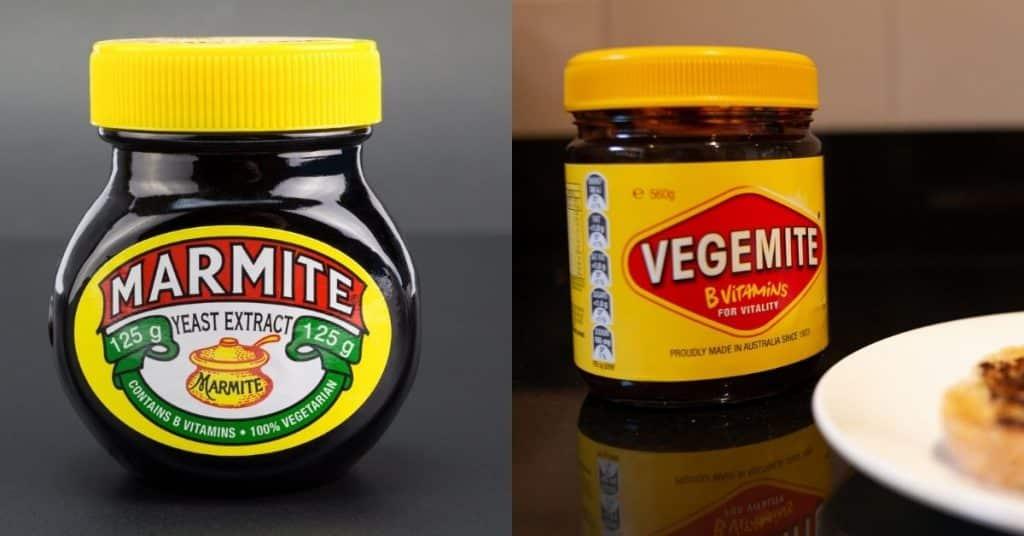 vegemite vs marmite