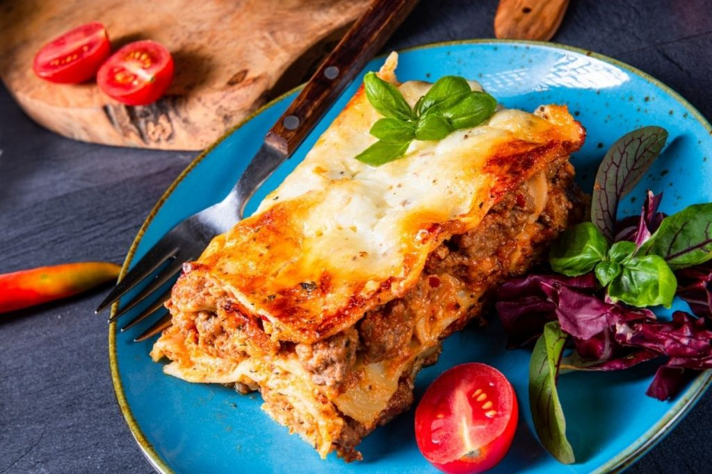 side dishes for lasagna