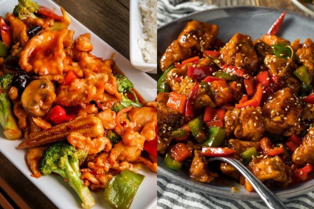 hunan vs szechuan